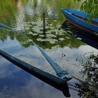 Лодки :: Дмитрий Близнюченко