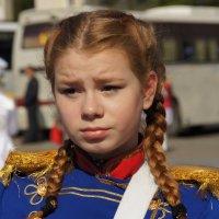 Эх служба-огорчение... :: Андрей Горячев