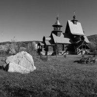 Макариевская церковь. г. Горно-Алтайск :: Алексей Тырышкин