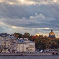 Вид на Летний сад :: Евгений Никифоров