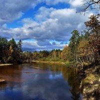 Уставшим солнцем освещая дни... :: Лесо-Вед (Баранов)
