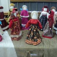 В Краеведческом музее на выставке до 03.11.15 в городе Люберцы :: Ольга Кривых