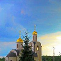 церковь Дмитрия Донского :: юрий