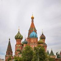 Москва,Васильевский спуск :: Ирина Kачевская
