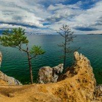 Панорама Байкала :: Альберт Беляев