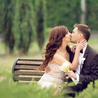 Нежная июльская свадьба :: Екатерина Пидкович