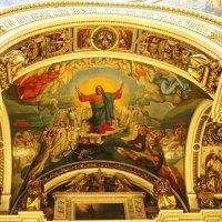 Исаакиевский собор. :: Маргарита ( Марта ) Дрожжина
