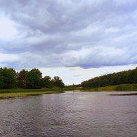 по озеру Казара :: Александр Прокудин