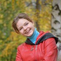 осенняя :: Оксана Чепкасова