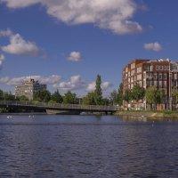 По каналам Амстердама :: Андрей Бойко