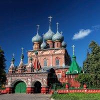 Церковь Воскресения Христова на Дебре :: Николай Юшников