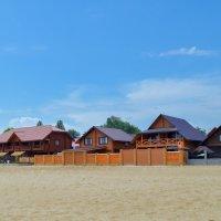 Beach houses :: Дмитрий Крыжановский