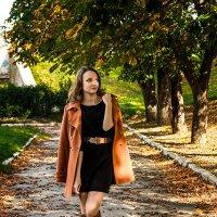 Осенняя прогулка :: Виктор Зенин