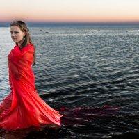 За ней следила тень...и простиралась в бездну. :: IL'YA Degtyarev