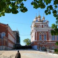 Иверский женский монастырь :: Александр Алексеев