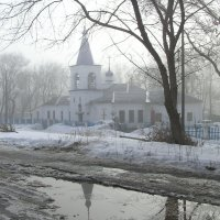 Храм Царственных Мученников :: Александр Алексеев