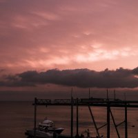 Закат на море. :: Olga Kramoreva