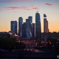Moscow City :: Дарья Киселева
