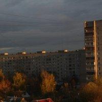 вечерний вид :: Ольга (Кошкотень) Медведева