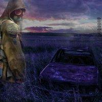 Ухожу... (оригинал Константина Филякина http://fotokto.ru/id140155) :: Даниэль Быстров