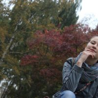 осень :: Анастасия Кутлемина