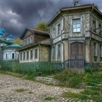 Старый город :: Эдуард Пиолий