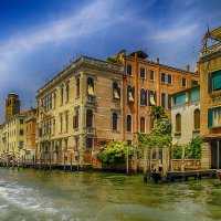 Уютная улочка Венеции :: Вера N