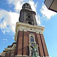 Hamburg. Michaelkirche :: Nina Yudicheva