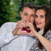 Два сердца :: Дмитрий Сахнов