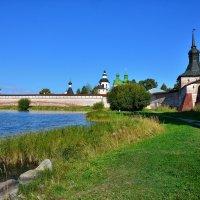 Кирилло-Белозерский монастырь :: Андрей Смирнов