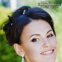 Свадебный макияж :: Визажист Яна Кутьина