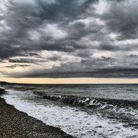 утреннее море Гагры :: АННЕТТА ФОТОМОДЕЛЕЛЮБИТЕЛЬ
