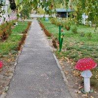 В  деревенском  доме  престарелых. ( Творчество ) :: Валера39 Василевский.