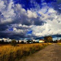 Непостоянство летнего неба :: Дарья Киселева