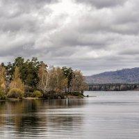 autumn calm morning :: Dmitry Ozersky