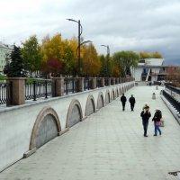 Нижний Тагил.Новая набережная городского пруда. :: Елизавета Успенская