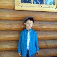 сын Андрей :: Сергей Дихтенко