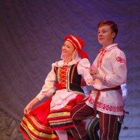 Танец :: Галина Сергеевна