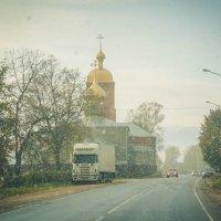 Первый снег :: Сергей Роутер