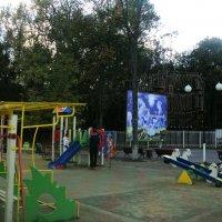 В Подмосковном  Наташинском парке города Люберцы в октябре 2015 года :: Ольга Кривых