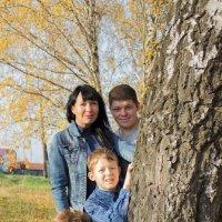 Семья :: Анастасия Шаехова