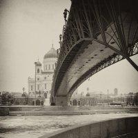 из московских черно-белых... :: Игорь Федулов