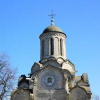 Спасский собор. Андроников монастырь. Москва. :: Юрий Шувалов