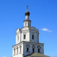 Церковь Архангела Михаила. Андроников монастырь. Москва. :: Юрий Шувалов