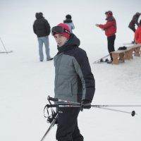 Лыжник2 :: Вероника Полканова