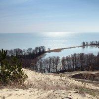Голубое озеро. :: Татьяна Беляева