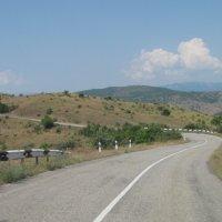 Дорога на Ялту :: Маера Урусова