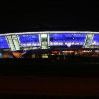 "Украина. Стадион ""Донбасс-Арена"" в Донецке :: Александр Яковлев  (Саша)"