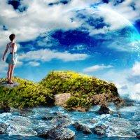 Восход земли :: Ангелина Хасанова