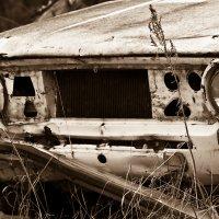 Старое авто....(((( :: игорь козельцев